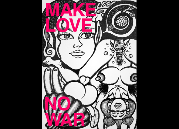 Make love, No war