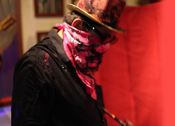 "In ""Bar Face"" 31th May. Kiyo la noire DJ: DJ Soi Cowboy"