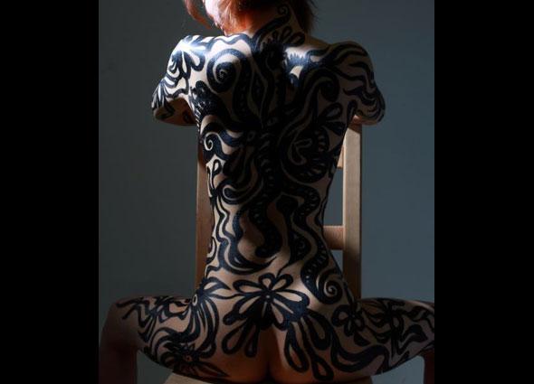 Photo : Kiyokazu Watanabe  Model : Junko Echikawa  2012